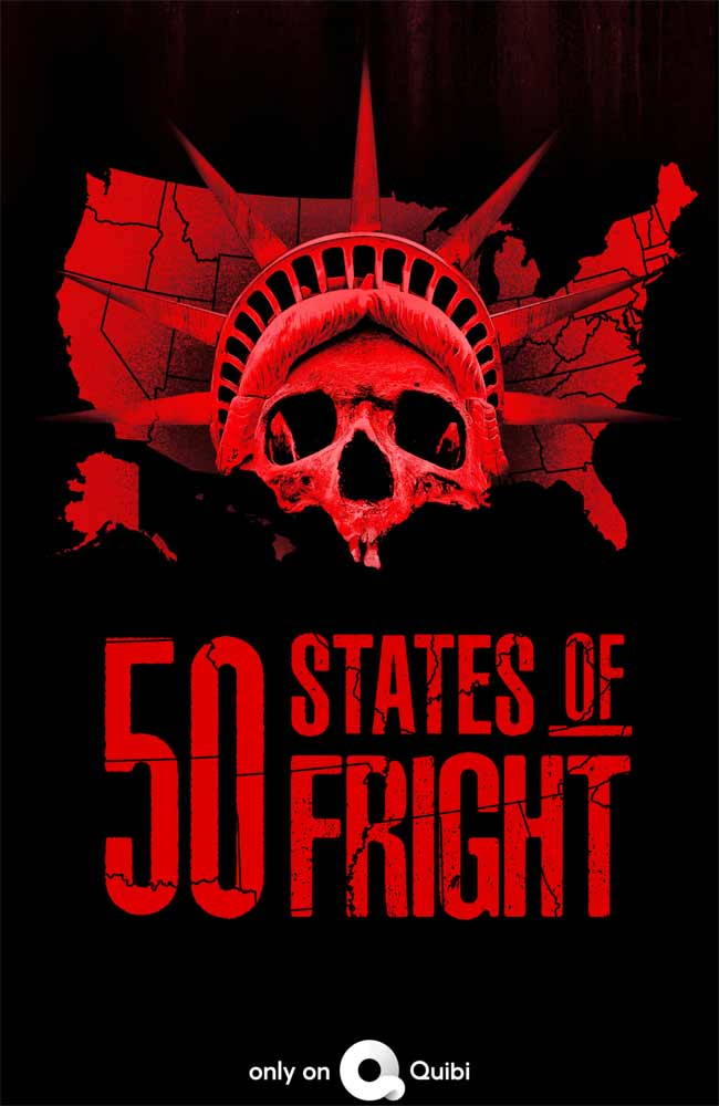 Poster de 50 States of Fright