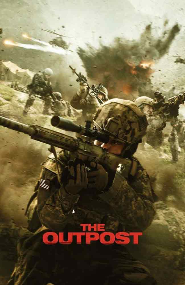 Ver Pelicula The Outpost (2020) Online