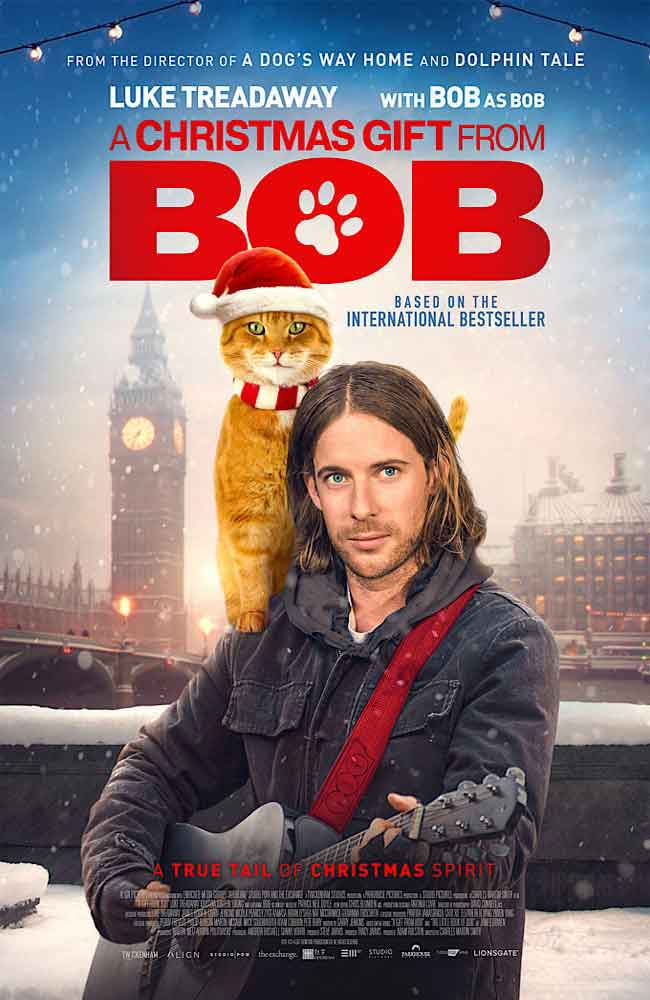 Ver A Christmas Gift from Bob Online