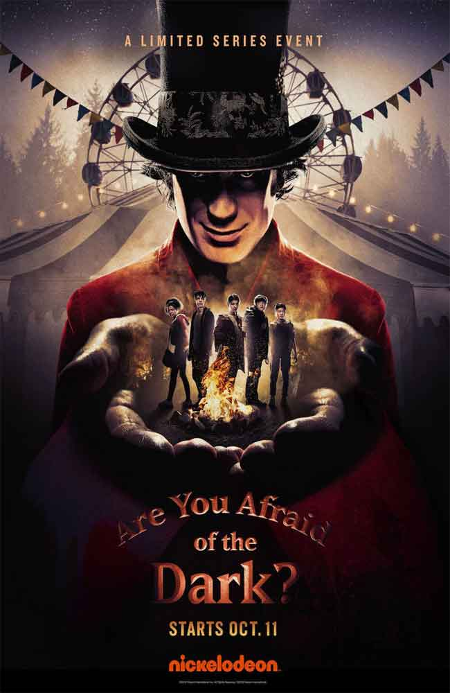 Ver Are You Afraid of the Dark? Online