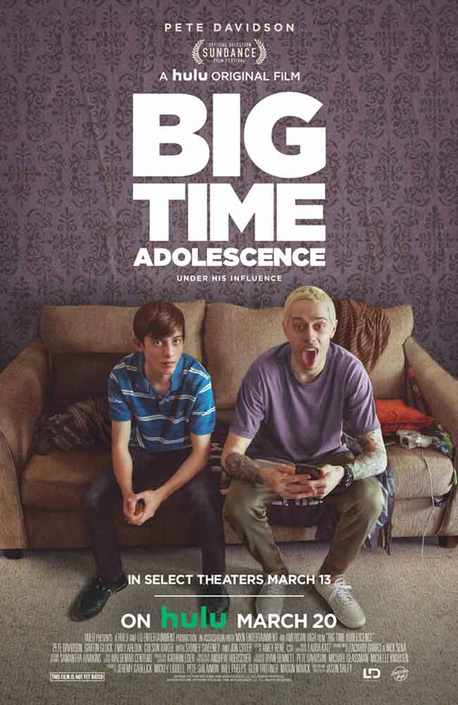 Ver Pelicula Big Time Adolescence Online