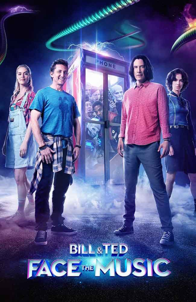 Ver Bill & Ted Face the Music Película Completa Online