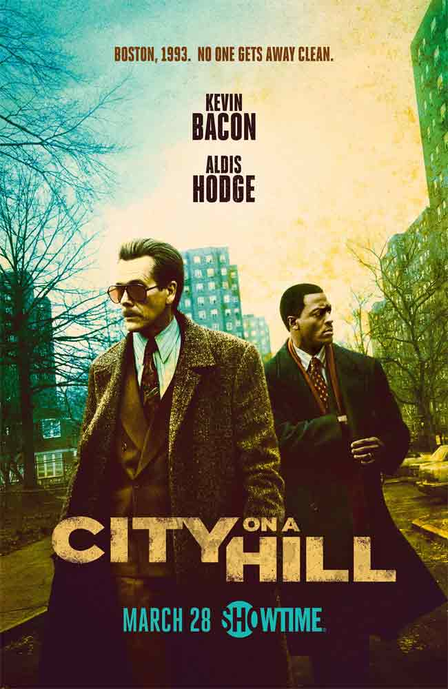 Ver Serie City on a Hill Online