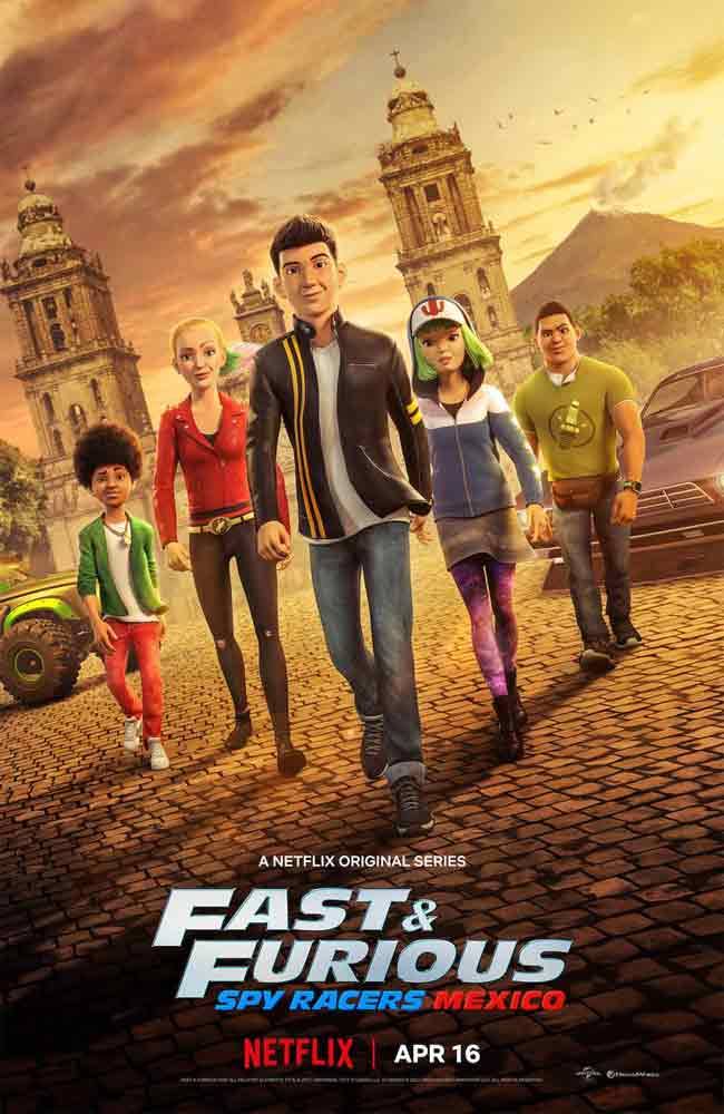 Ver Fast & Furious: Spy Racers Online