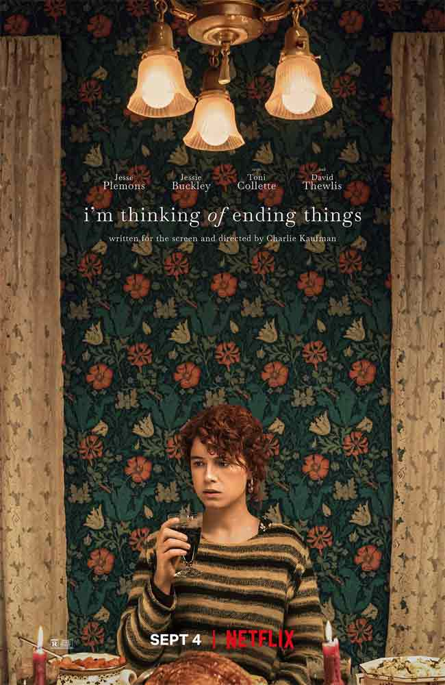Ver I'm Thinking of Ending Things Pelicula Completa Online