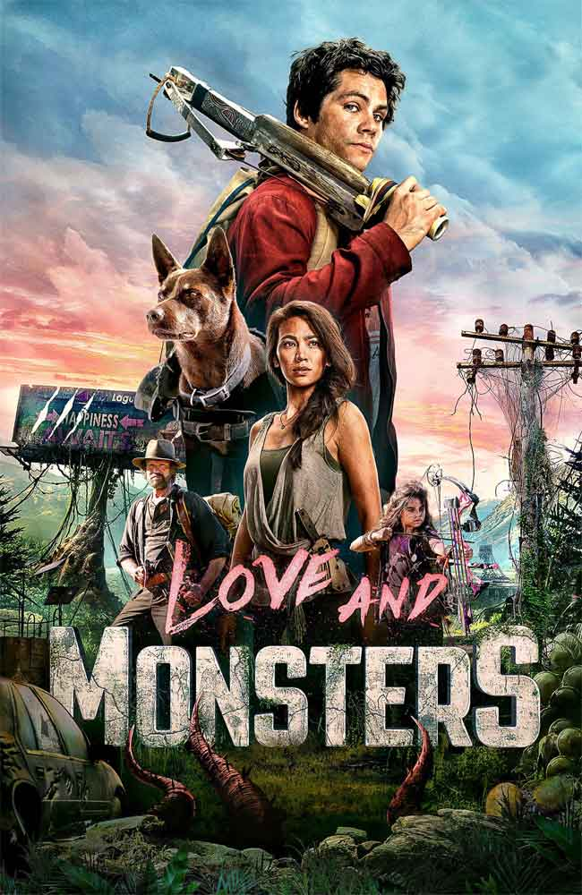 Ver Love and Monsters Online