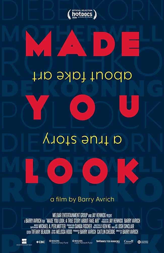 Ver Made You Look: Una Historia Real Sobre el Arte Falsificado Online