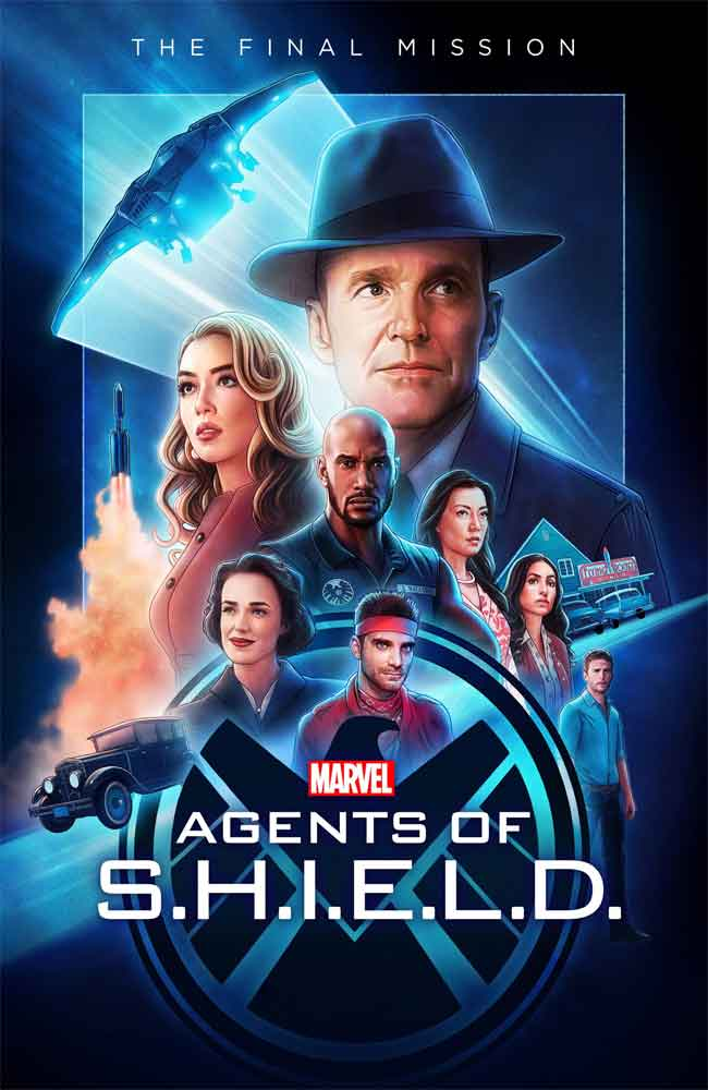 Poster de Marvel's Agents Of SHIELD