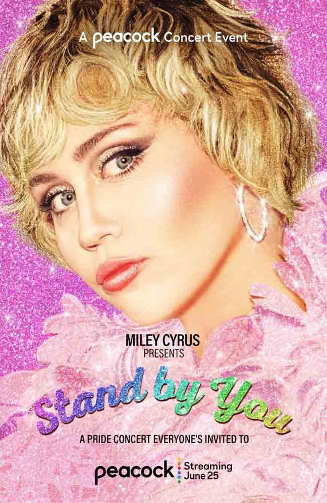 Ver Pelicula Miley Cyrus Presents Stand by You Online