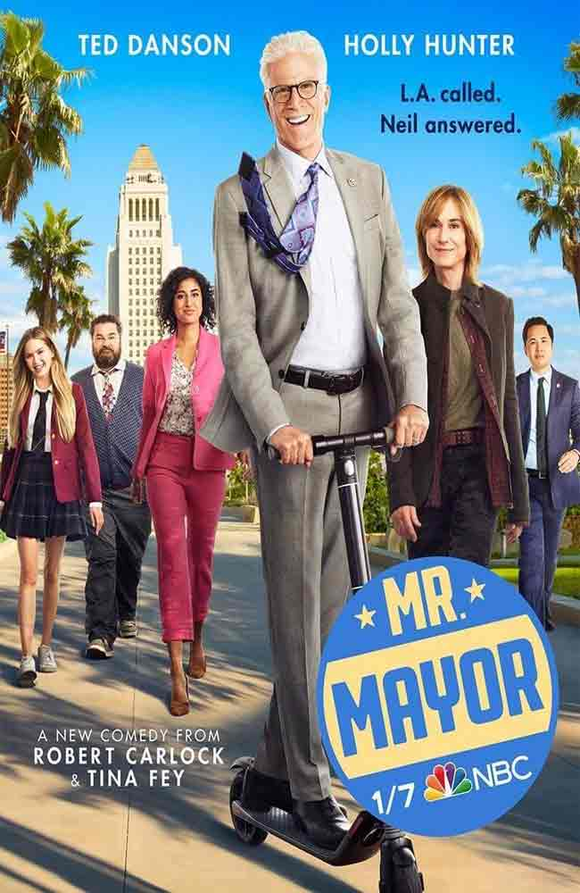 Ver Mr. Mayor Online