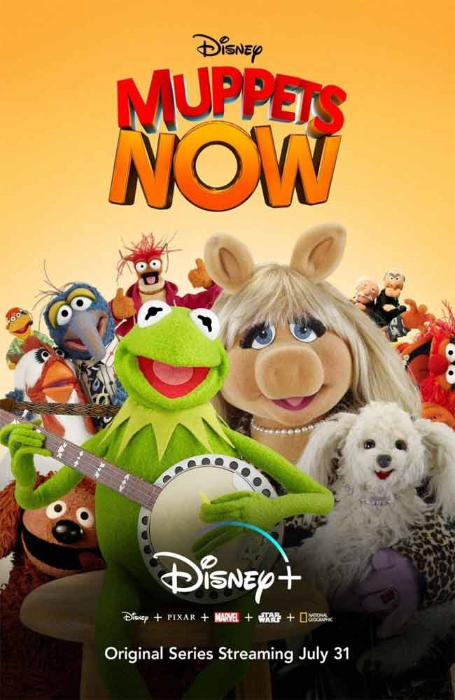 Ver Muppets Now Online