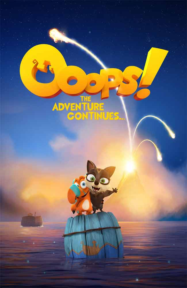 Ver Ooops! The Adventure Continues Pelicula Completa HD