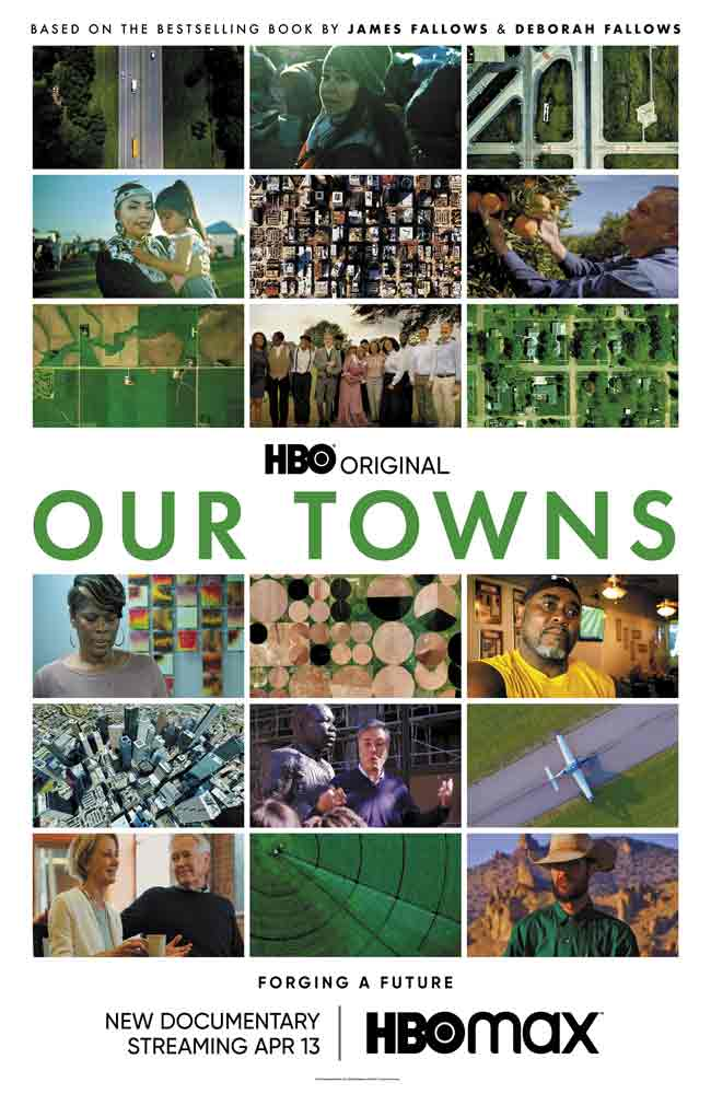 Ver Pelicula Our Towns Online