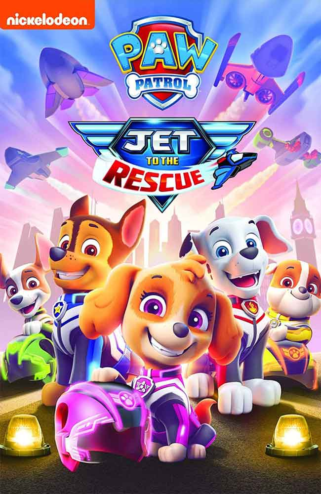 Ver PAW Patrol: Jet to the Rescue Online
