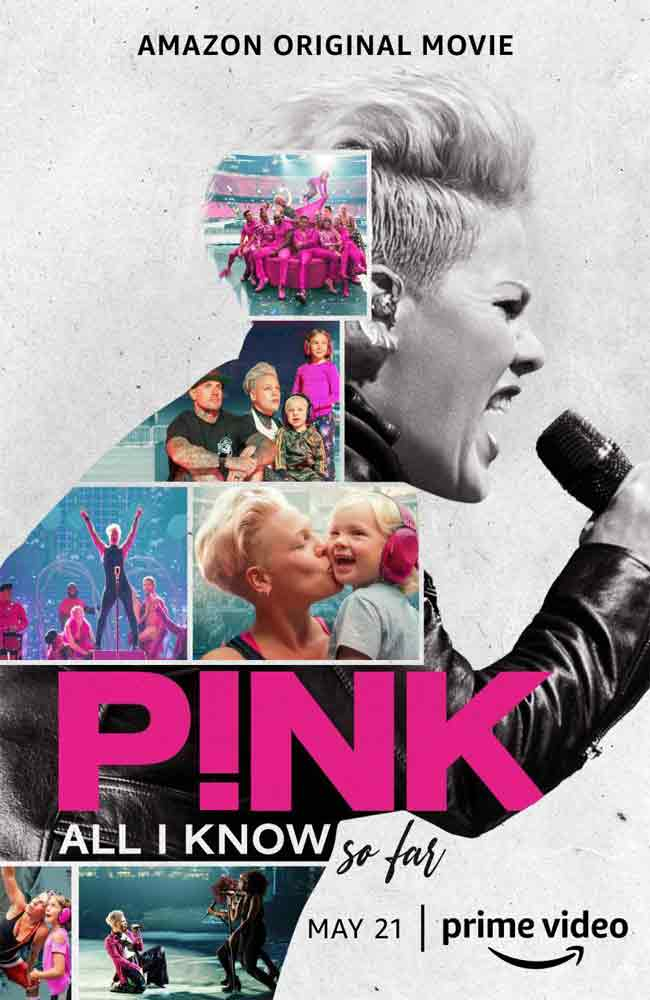 Ver Pink: All I Know So Far Online