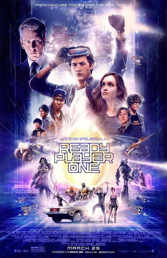 Ver Ready Player One Pelicula Completa Online