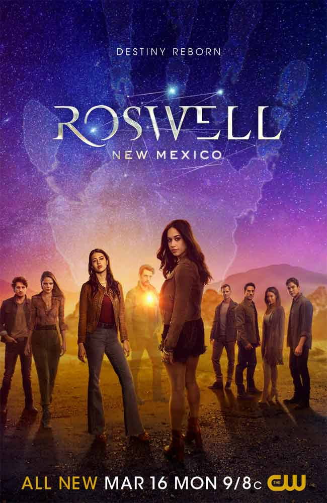 Ver Roswell, New Mexico 2x03 Online