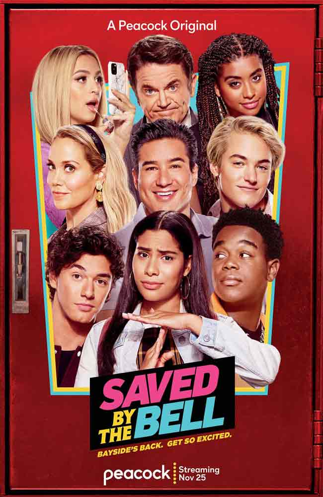 Poster de Saved By The Bell