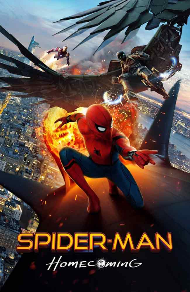 Ver Spider-Man: Homecoming Película Completa Online