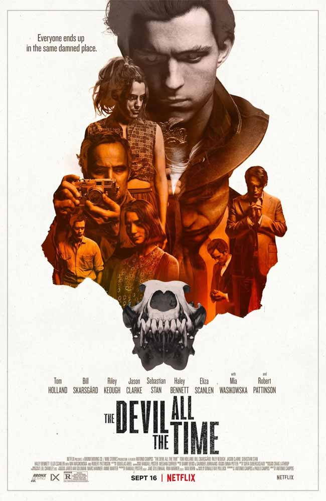 Ver The Devil All the Time Pelicula Completa Online HD