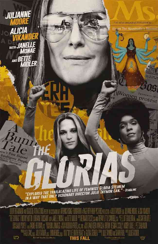 Ver The Glorias Online