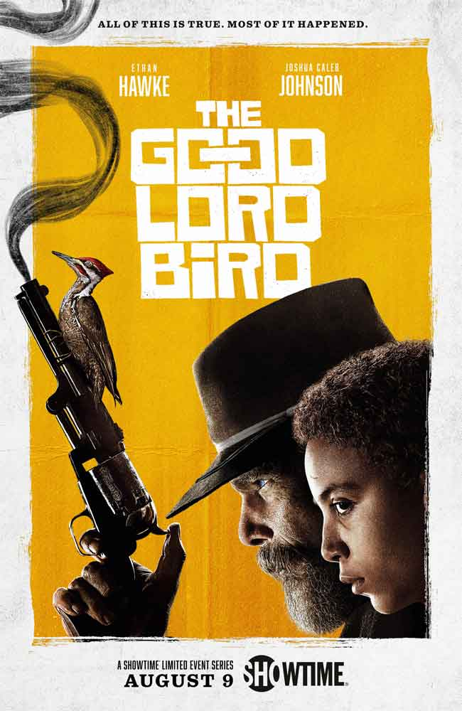 Ver The Good Lord Bird Online