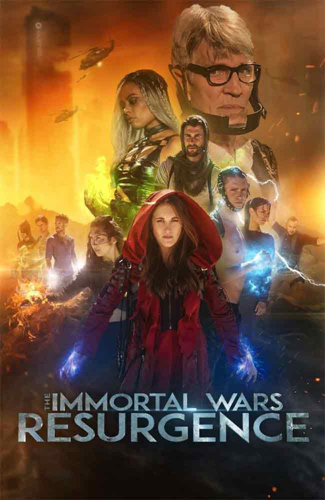 Ver The Immortal Wars: Resurgence Película Completa Online