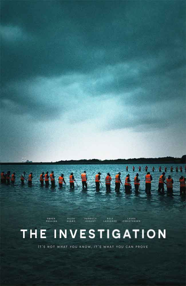Poster de The Investigation