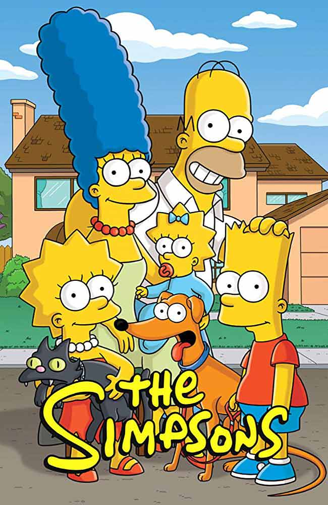 Poster de Los Simpson (The Simpsons)