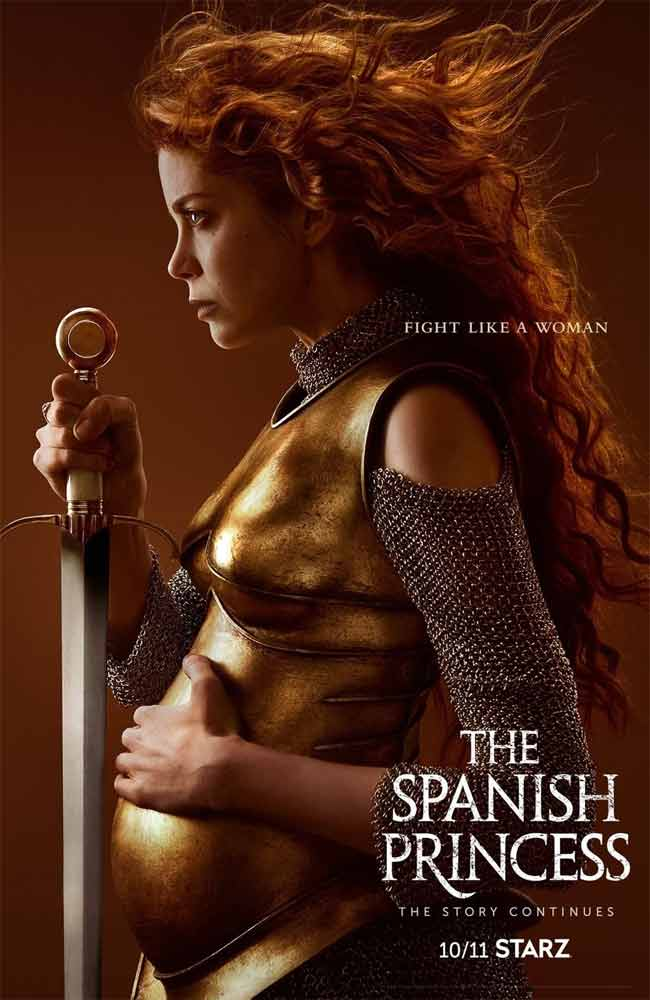 Ver The Spanish Princess Online