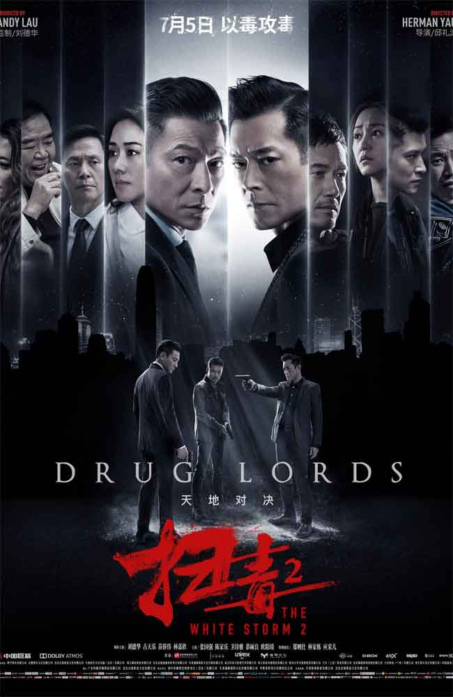 Ver The White Storm 2: Drug Lords Online