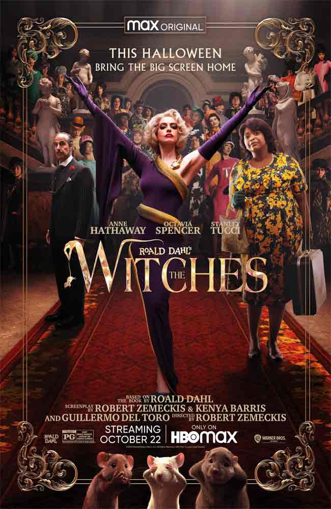 Ver The Witches Pelicula Completa Online HD