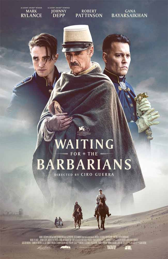 Ver Waiting For The Barbarians Película Completa Online
