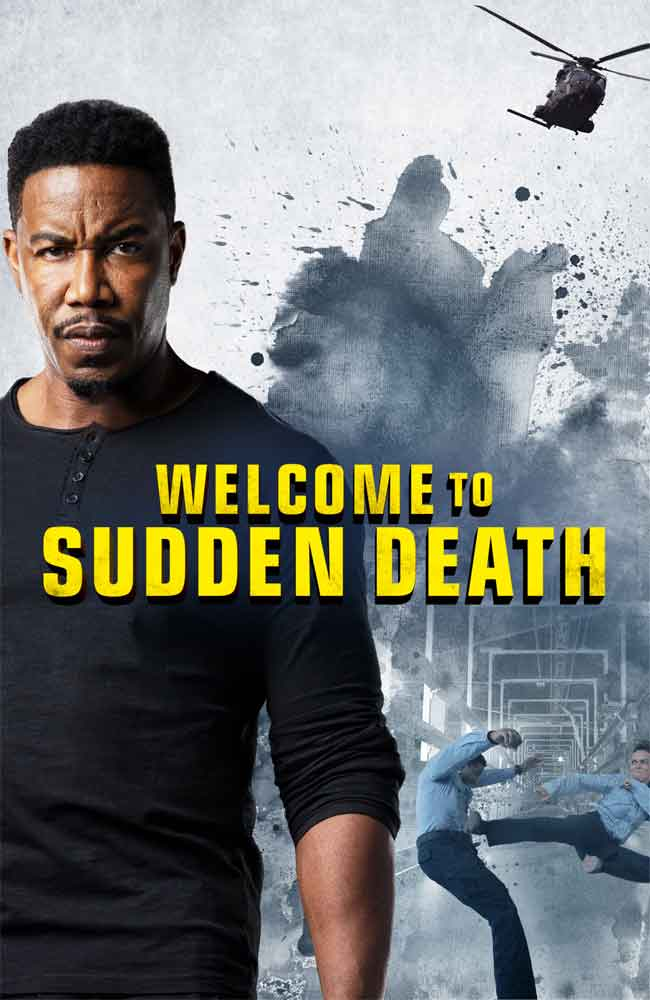 Poster de Welcome to Sudden Death
