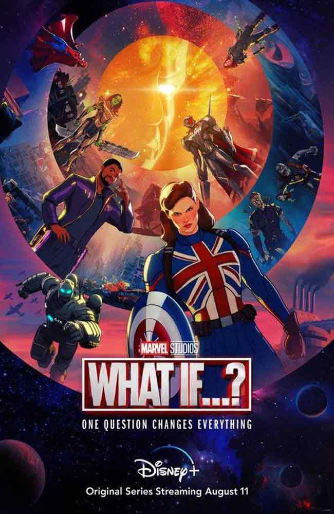Poster de What If...? 1x07