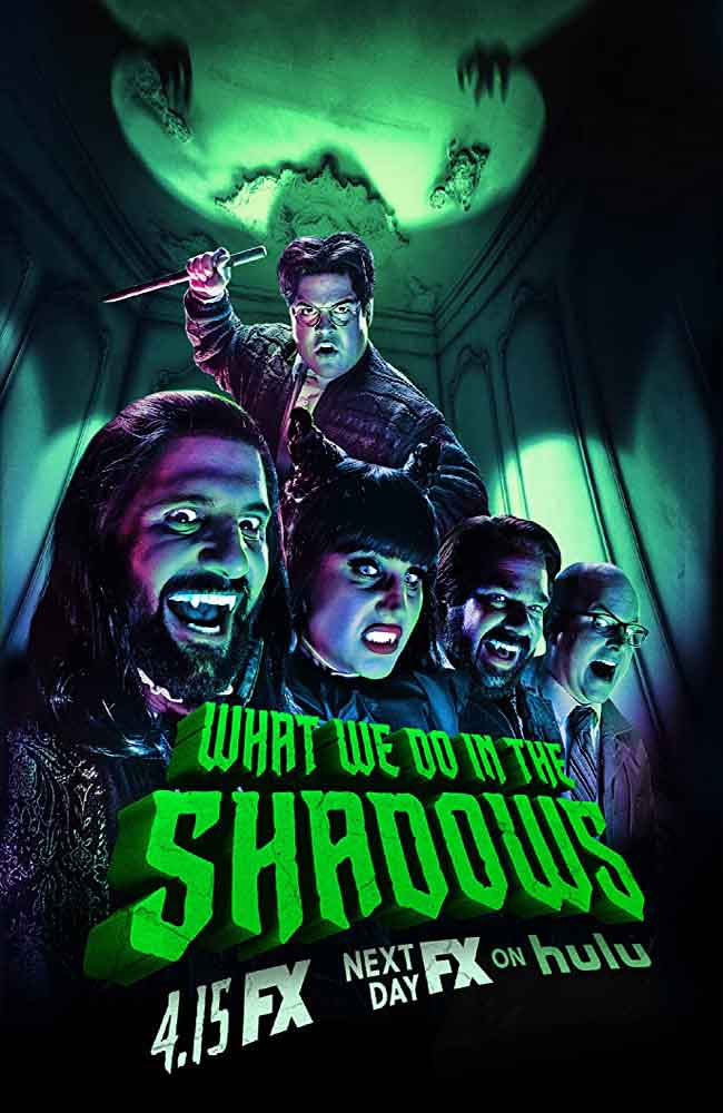 Ver What We Do in the Shadows Online