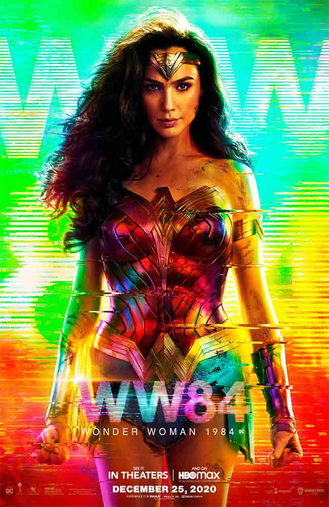 Ver Wonder Woman 1984 Online